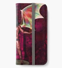 Winged Demon iPhone Wallet/Case/Skin