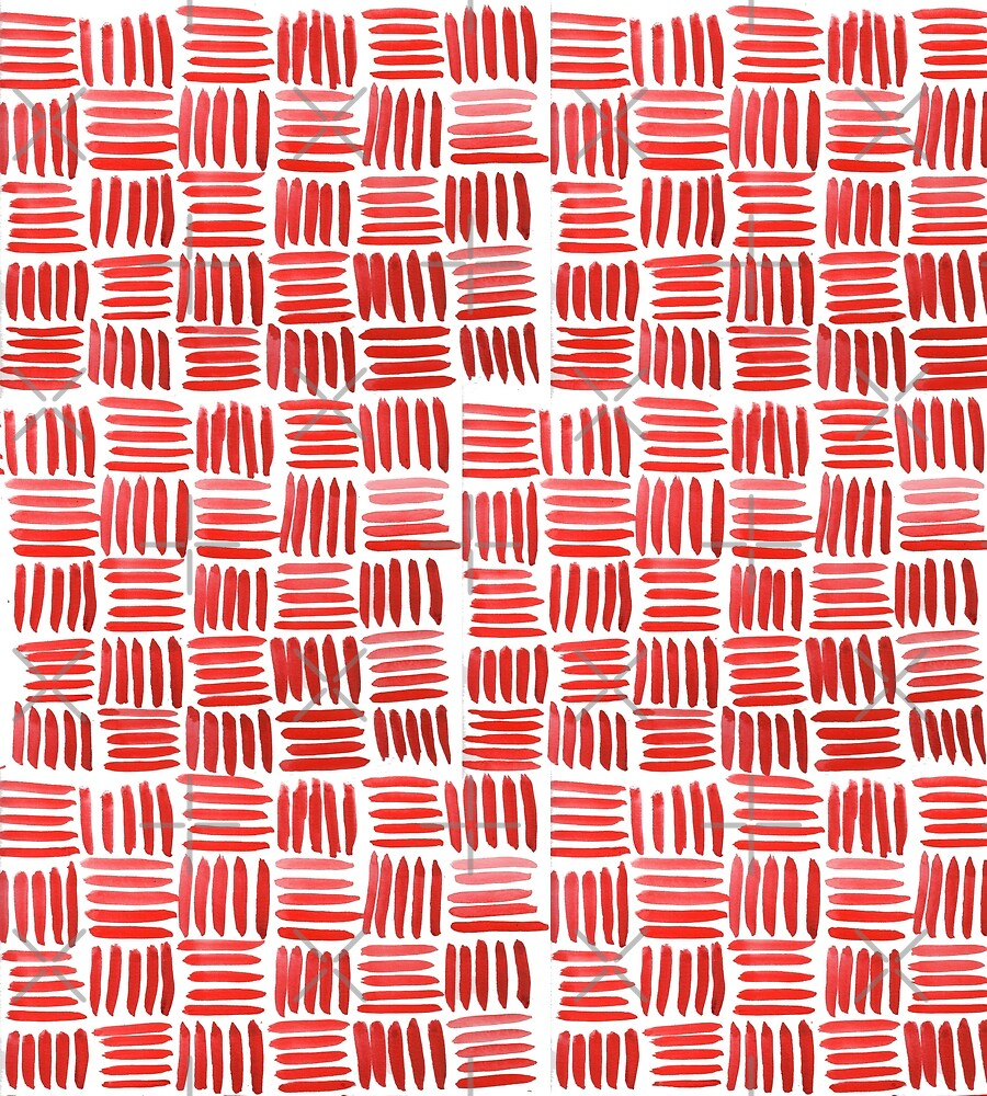 Red Parquet by Rosemary Stanley
