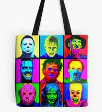 Horror Pop Tote Bag