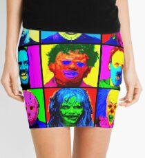Horror Pop Mini Skirt