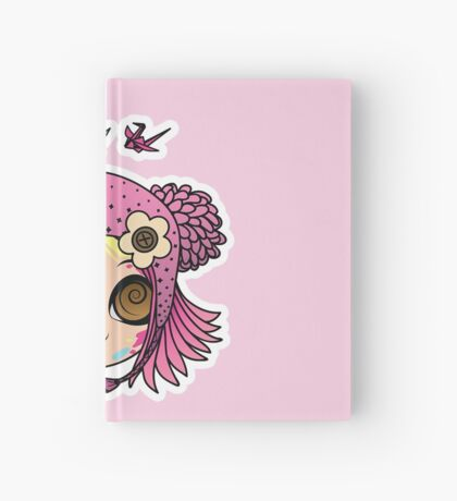 Cherry - Crafty Girl! Hardcover Journal