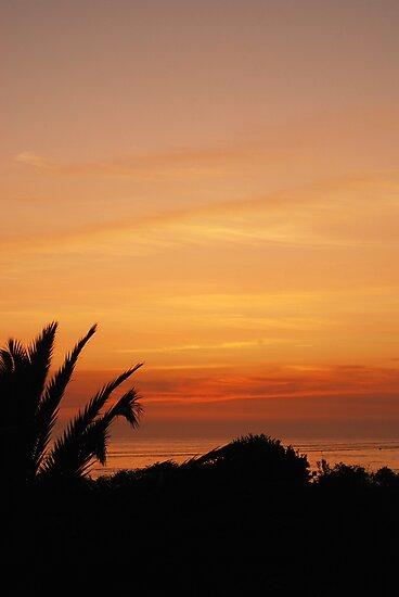 Sunset, Espinho by deblobbie