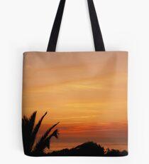 Sunset, Espinho Tote Bag