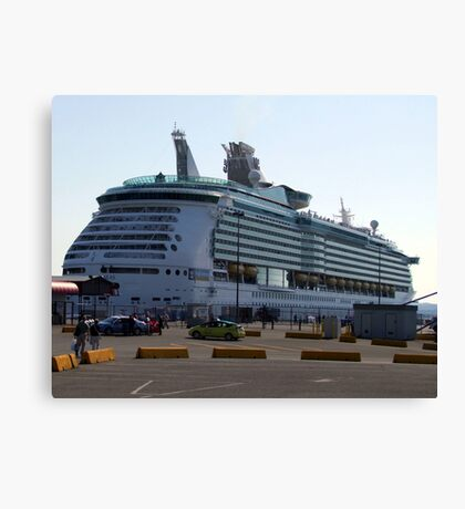 Mariner of the Seas-Victoria Canvas Print