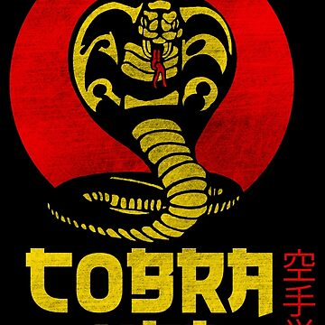 Cobra Kai by NinoMelon
