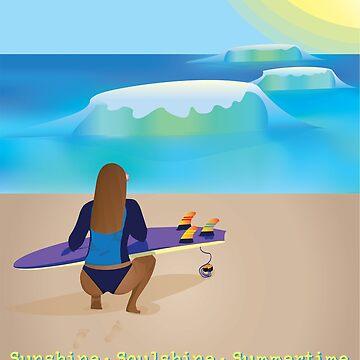 Sunshine, Soulshine, Summertime by ConsilienceCo