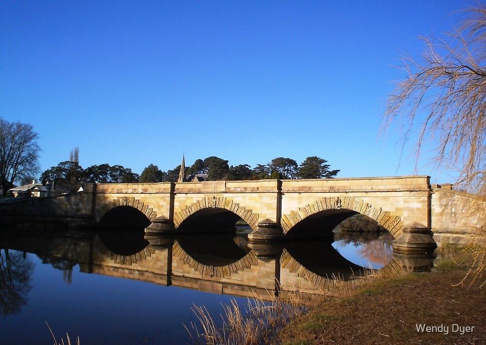 Ross Bridge, Tasmania by Wendy Dyer