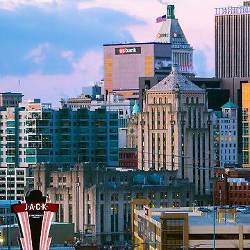 Cincinnati Times-Star Downton by pieperview
