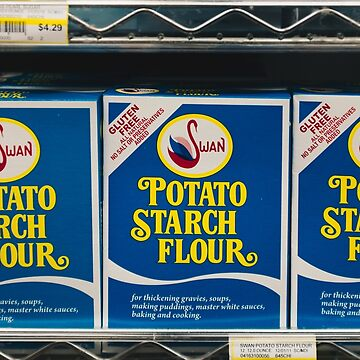 Potato Starch Flour by pieperview