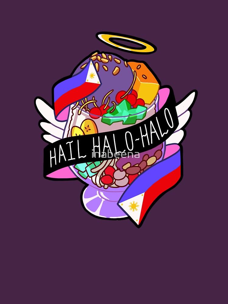 Heil Halo Halo von inabeena
