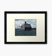 The Oosterdam Framed Print
