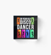 30 Year Old Disco Dancer
