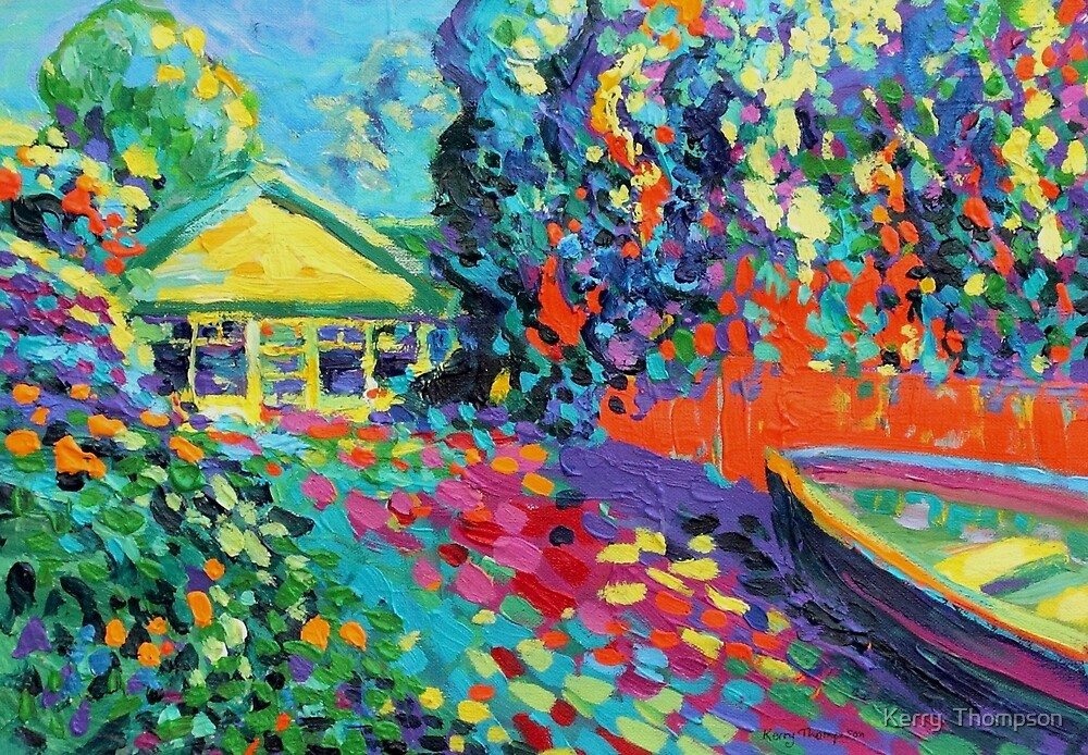 Ella's cottage by Kerry  Thompson