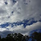 And The Clouds Parted by visualmetaphor