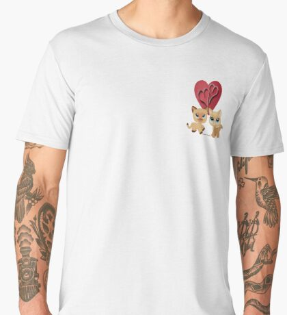 Cats ( 6914 Views) Men's Premium T-Shirt