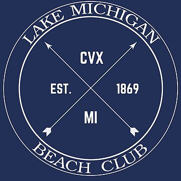 Lake Michigan Beach Club by NobleImages