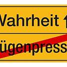 Wahrheit vs Lügenpresse  by 73553