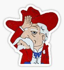 Colonel Reb  Sticker