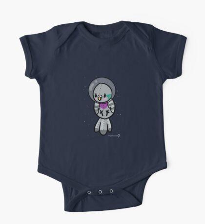 Space Baby - Pidgeon T-shirt Kids Clothes