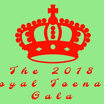 The 2018 Royal Toenail Gala by aughtie