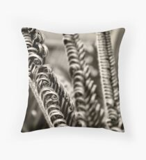 Sprouting Throw Pillow