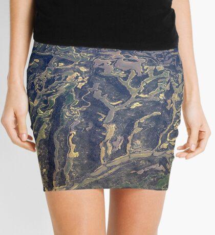 River Deep, Mountain High Mini Skirt