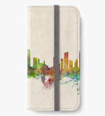 Honolulu Hawaii Skyline Cityscape iPhone Wallet/Case/Skin
