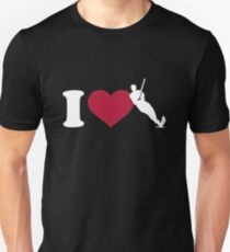 I love Water Skiing Unisex T-Shirt