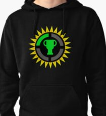 Game Theory Official Logo - Gamer Gift Idea Pullover Hoodie