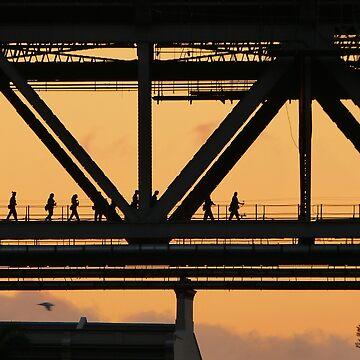 Off to do a sunset bridge climb by PhotosByG