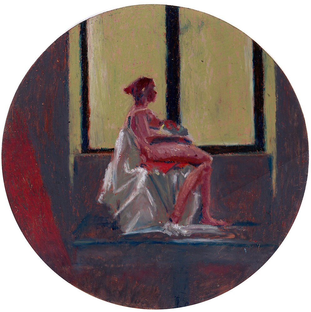 Round Window #2 by ellejayerose