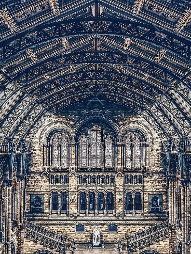 Architectural Reflections by perkinsdesigns