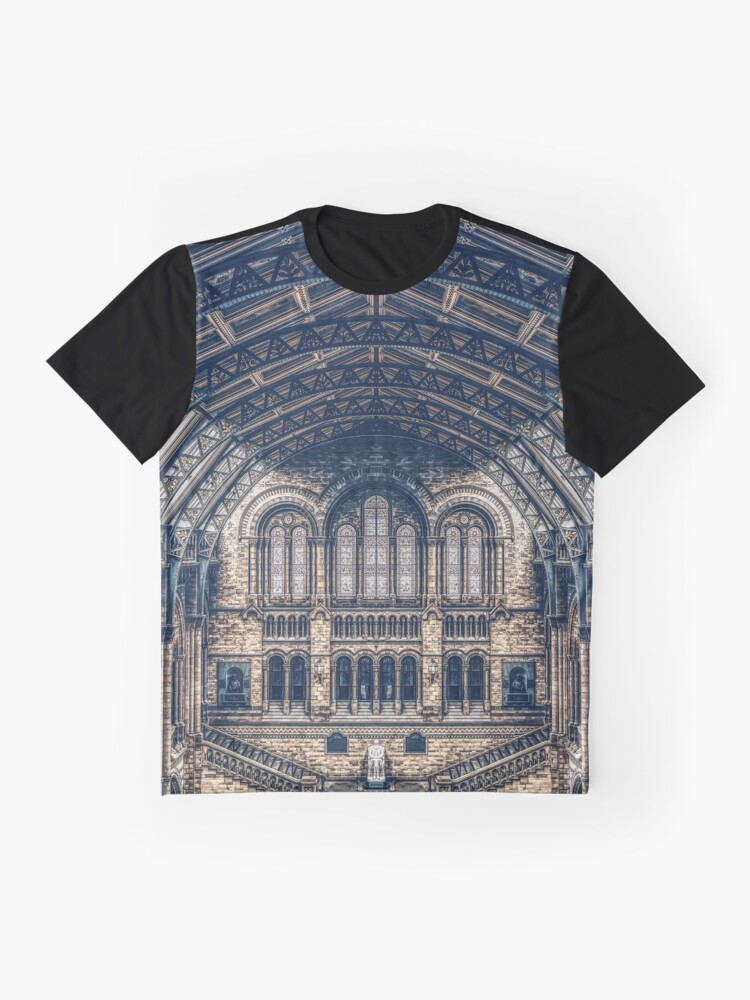 Alternate view of Architectural Reflections Graphic T-Shirt