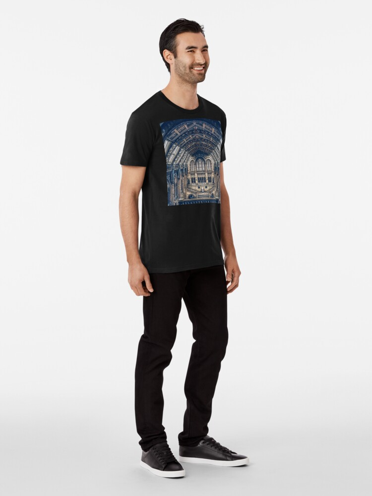 Alternate view of Architectural Reflections Premium T-Shirt