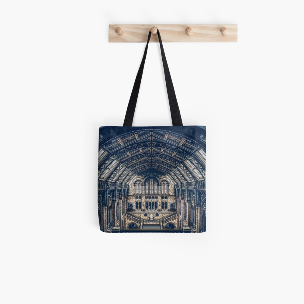 Architectural Reflections Tote Bag