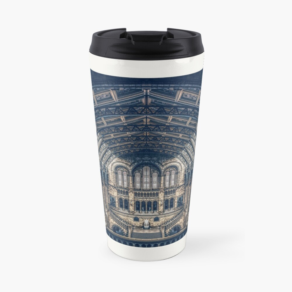 Architectural Reflections Travel Mug