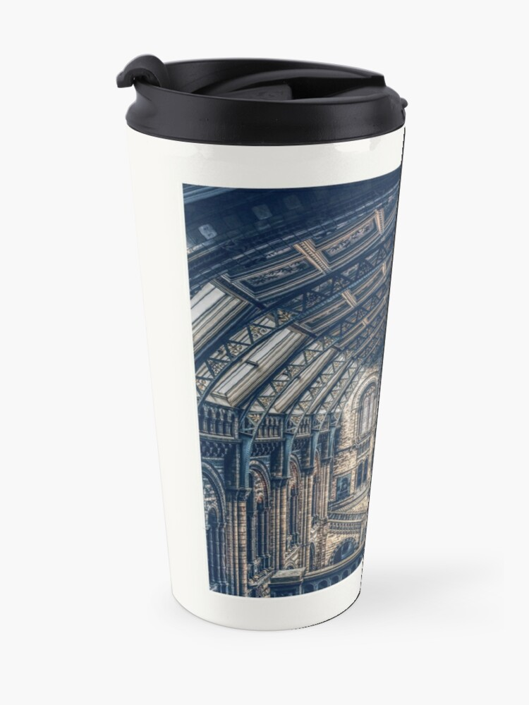 Alternate view of Architectural Reflections Travel Mug