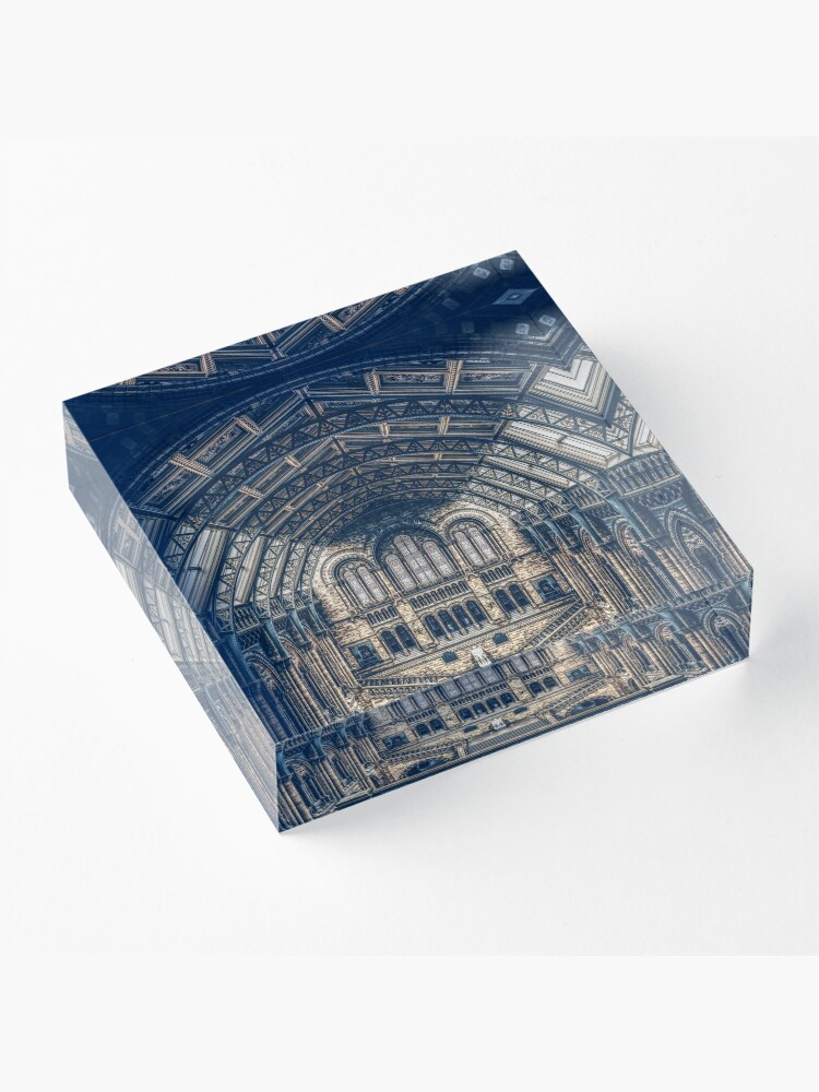 Alternate view of Architectural Reflections Acrylic Block