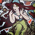 Melbourne Graffiti Calendar by Rosina  Lamberti