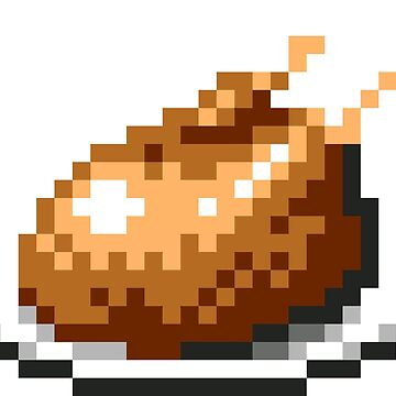 Streets of Rage Chicken (Small) by felixthekarl