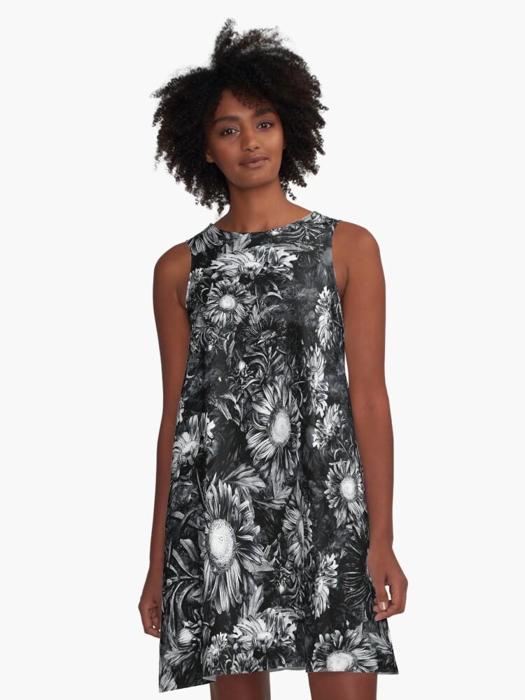 Daisy A-Line Dress Front