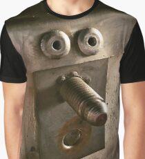 Faccia di rivetti Graphic T-Shirt
