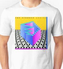 album colours angles Unisex T-Shirt