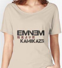 Eminem Kamikaze Japan Rap Women's Relaxed Fit T-Shirt