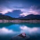 Amadorio Sunset Long Exposure by Ralph Goldsmith
