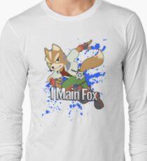 I Main Fox - Super Smash Bros. T-Shirt