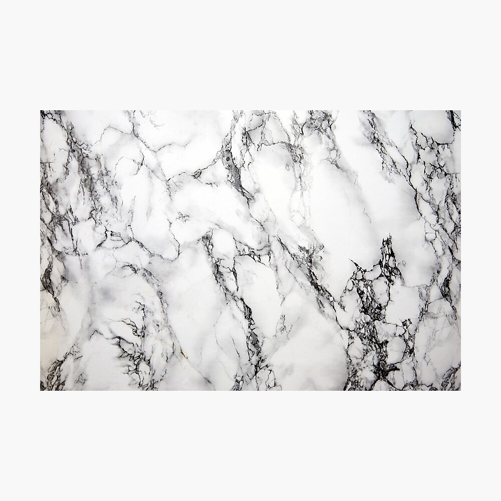 Marmor Fotodruck