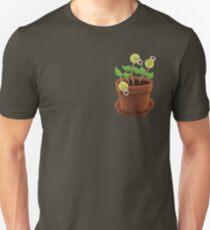 Potted Bellsprout - Single Pot Unisex T-Shirt