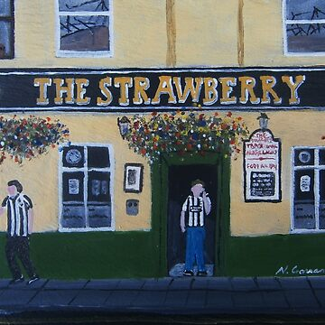 The Strawberry, Newcastle  by CrossanArt