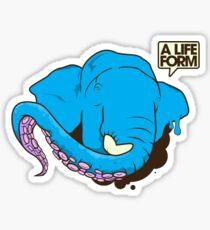 Lifeform Sticker